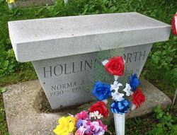 Norma Jean <I>Lettington</I> Hollingsworth