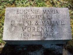 Eugenie Maria Morenus
