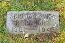 Sophia Elvira Bernhard