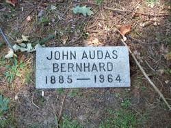 John Audas Bernhard