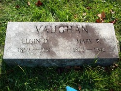 Mary W. Vaughan