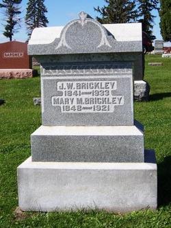 John W Brickley