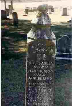 Bartlett Franklin Wagley, Jr