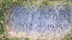 Betty J. Joyce
