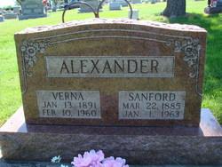 Verna <I>Reno</I> Alexander