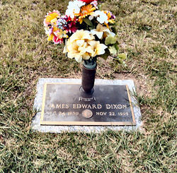 James Edward Dixon