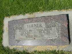 Verna Eliza <I>Sabine</I> Turner