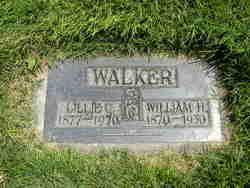 """Anna Lilla """"Lillie"""" <I>Clark</I> Walker"""