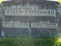 Hyrum Franklin Stoddard