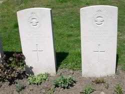 Sergeant (W.Op./Air Gnr.) Hubert Vernon