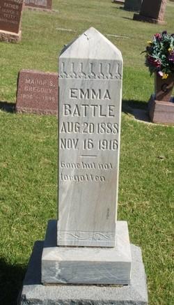 Emma <I>Poor</I> Battle