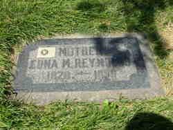 Edna Maria <I>Merrell</I> Reynolds
