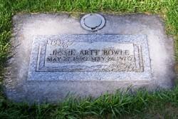 Jessie Alice <I>Artt</I> Bowle