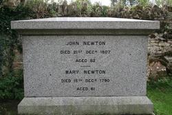 Mary <I>Catlett</I> Newton