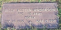 Billy Austin Anderson