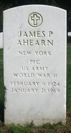 James Patrick Ahearn