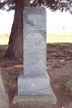 Margaret D. <I>Holliday</I> Gillis