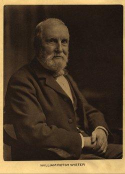 LTC William Rotch Wister