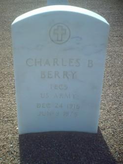 Charles Benjamine Berry