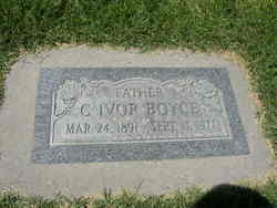 Charles Ivor Boyce