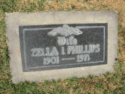 Zella I. Phillips