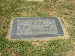 Eva Ann <I>Shelton</I> Olson