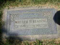William Henry Reading