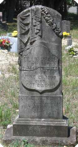 Lillie Pearl <I>Adare</I> Hunnicutt