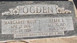 Margaret Muir Ogden