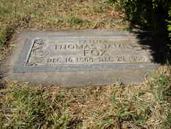 Thomas James Fox, Jr