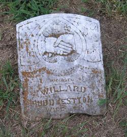M Willard <I>Huddleston</I> Laxton