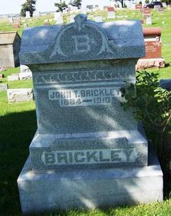 John Theodore Brickley
