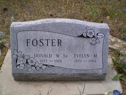 Evelyn M Foster