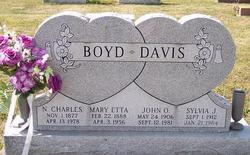 Sylvia J. <I>Boyd</I> Davis