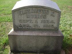 Elizabeth K. <I>Brown</I> Norris