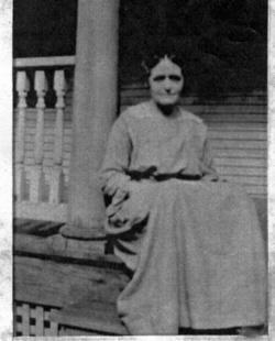Martha Clyburn <I>Jolly</I> Mallory
