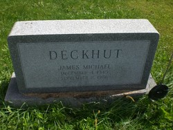 James Michael Deckhut