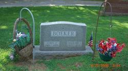 Beulah I. <I>Richardson</I> Boeker