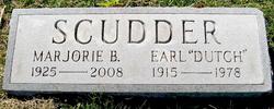 Earl Dutch Scudder