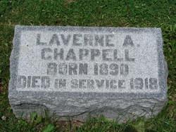 "LaVerne Ashford ""Larry"" Chappell"