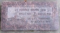 Donald Bryan Tew