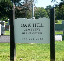 Oak Hill Grant Avenue Cemetery