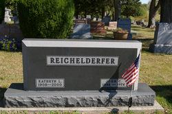 Kathryn Louella <I>Loyer</I> Reichelderfer