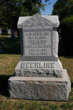 Luella <I>Tucker</I> Beerline