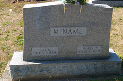 Doris Gertrude <I>Zimmerman</I> McName