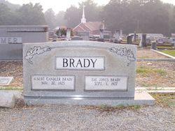 Albert Candler Brady