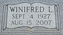Winifred Parker Foster