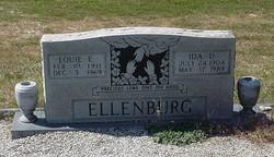 Louie E Ellenburg