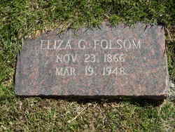 Eliza Gregory Folsom