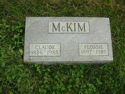 Flossie Belle <I>Murray</I> McKim